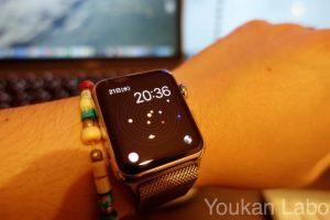 『Apple Watch初代』にWatch OS4を入れてみた!!モッサリ動作【使用感・レビュー】