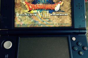 3DS版ドラクエ8を6時間ほどプレイしてみた感想、レビュー!